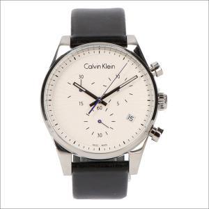 カルバンクライン CALVIN KLEIN 腕時計 CK K8S271C6 ステッドファスト クォーツ メンズ レザーベルト|ippin