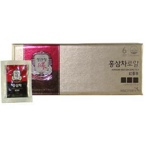 高麗人参 正官庄 紅参茶ロイヤル (免税品) 50包   の商品画像|ナビ