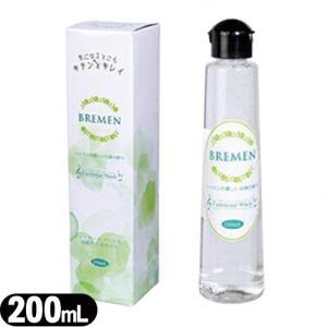 デリケートゾーン専用ソープ ブレーメン(BREMEN) フェミニンウォッシュ(Feminine Wash) 200ml シャボンの優しい石鹸の香り ※当日出荷 :cp3|ippo0709