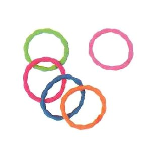 ホテルアメニティ 個包装なし カラー当店おまかせ 業務用 シンプルプチゴム(Simple Petit Gum) (30x3mm) カラー ※当日出荷|ippo0709