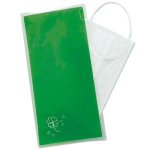 マスクケース マスク入れ 袋 使い捨て 携帯用 MASK CASE 当日出荷|ippo0709
