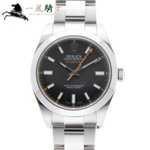 ROLEX ロレックス ミルガウス 116400 M番 中古 341633