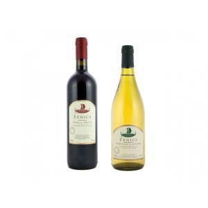 送料無料/赤ワイン&白ワイン/フェニチ 2本セット マルタ 750ml|iqfarms