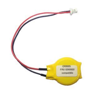 互換パーツ ThinkPad用CMOS電池 02K6502 互換品【600/600E/600X】