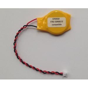 互換パーツ ThinkPad用CMOS電池 02K6572 互換品 【92P0986互換】