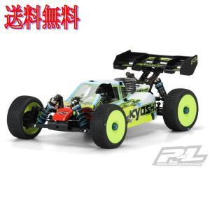 京商 Type-R ボディ インファーノMP9用(プレカット/3456-17) 612172|irijon-y