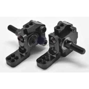 ラップアップNEXT VX フロントナックル ブラック(850 ベアリング/ スマートアクスルシャフト付) irijon-y