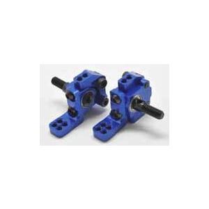 ラップアップNEXT 0221-FD VX フロントナックル ブルー(850 ベアリング/ スマートアクスルシャフト付) irijon-y