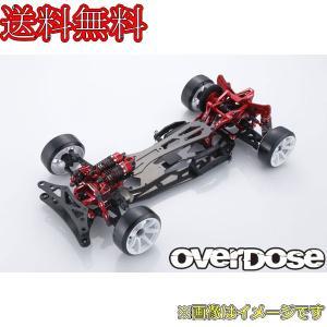 OVERDOSE OD2901 GALM ver.2 シャーシキット OVERDOSE 10th Anniversary Limited Edition(レッド) ※対策済 irijon-y