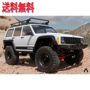 AXIAL AX90046 SCX10 II Jeep ラングラーチェロキー 1/10 電動 4WD KIT|irijon-y