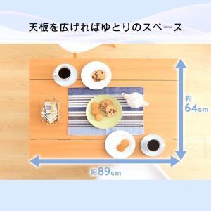 キッチンワゴン キャスター付き 木製 スリム 両扉付きキッチンワゴン キッチン収納 キッチンラック(在庫処分特価)|irisplaza|02