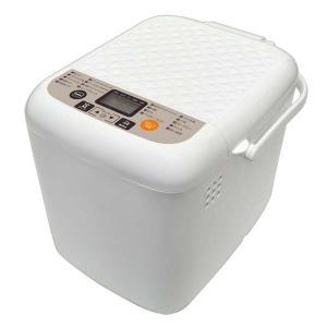 ホームベーカリー パン焼き機 発酵 Stella 1.0斤 ホワイト VS-KE30 ベルソス お粥 もち パスタ うどん ヨーグルト ジャム