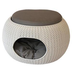 ペットベッド マット 犬 猫 ペット用ベッド ニット KETER コージーホーム イノセント...