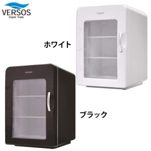 P14倍以上!冷温庫 ポータブル 保冷 保温 350ml 6本 ベルチェ方式 4L冷温庫 VS-416