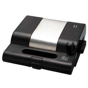 ホットサンドメーカー 電気 モテナシベーカー SMS-802S 石崎電機