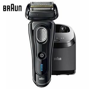 シェーバー メンズ 水洗い 男性 充電式 シリーズ9 9250CC ブラウン 髭剃り 電気シェーバー 4枚刃