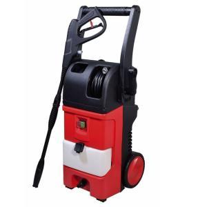 高圧洗浄機 家庭用 業務用 強力洗浄 ジェットクリーナー リール付 NJC120-R-10M 日動工業|irisplaza