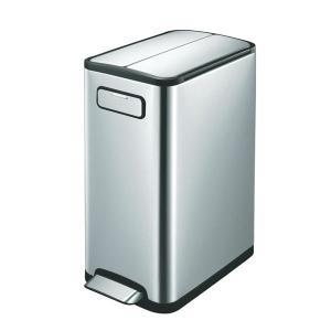 ゴミ箱 おしゃれ 蓋付き キッチン 分別 ペダル式 エコフライ ステップ瓶30L EK9377MT-30L ハーレック EKO JAPAN 正規代理店仕入