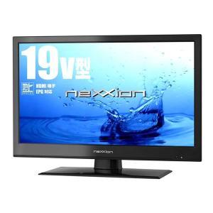 液晶テレビ テレビ 19V型 地上デジタルハイビジョン液晶テレビ 1波 ブラック WS-TV1957B NEXXION