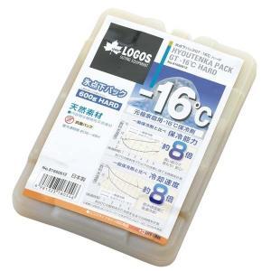 保冷剤 氷点下パックGT-16度・ハード600g 81660612 ロゴス(メール便)