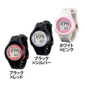 腕時計 万歩計 ウォッチ万歩計 電波時計 内臓 DEMPA MANPO small TM-450 ヤマサ時計|irisplaza