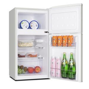 冷蔵庫 冷凍庫 2ドア 85L 家庭用 一人暮らし おしゃれ Grand-Line 2ドアレトロ冷凍/冷蔵庫 85L ARD-85 (D) 小型 1人暮らし デザイン コンパクト|irisplaza|14