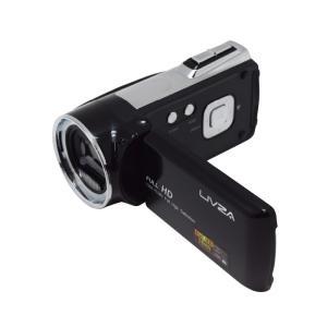 LIVZA ビデオカメラ LIV-SCDV (代引不可)(T...
