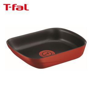 T-fal インジニオ・ネオ IHルビー・エクセレンス エッグロースター 15×20cm レッド G...