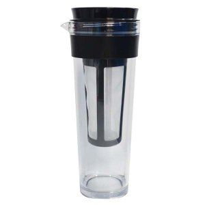 水出し専用コーヒージャグ 1.1L 蓋付き