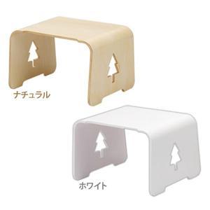 キッズ用木製テーブル もりのつくえ(在庫処分価格)の写真