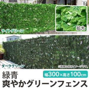 グリーンフェンス(代引不可) ガーデンフェンスの商品画像