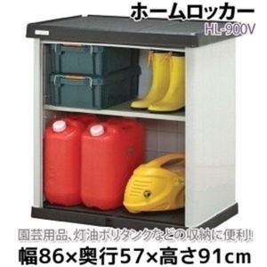 物置 屋外 屋外収納 おしゃれ 収納庫 ホームロッカー 小型 900 アイリスオーヤマ