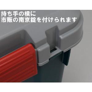 収納 ボックス 収納ボックス 工具箱 フタ付き...の詳細画像4