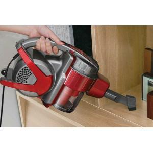 掃除機 ヘッド サイクロン ハンディ パワー スティッククリーナー スティック掃除機 IC-SM1-R アイリスオーヤマ 強力 吸引|irisplaza|05