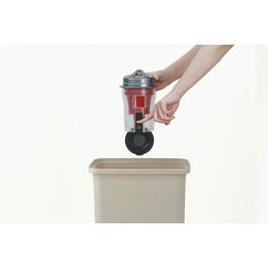 掃除機 ヘッド サイクロン ハンディ パワー スティッククリーナー スティック掃除機 IC-SM1-R アイリスオーヤマ 強力 吸引|irisplaza|06