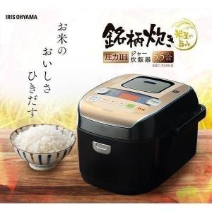 米屋の旨み 銘柄炊き圧力IHジャー炊飯器 5.5合 KRC-...