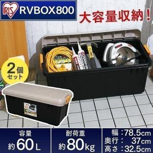 車内の小物収納に最適な多目的収納ボックス、RVBOXのキャンペーンカラーです。材質には環境に配慮した...