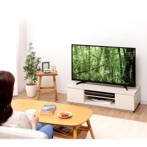 テレビ台 アイリスオーヤマ 幅100cm ロー...の詳細画像2