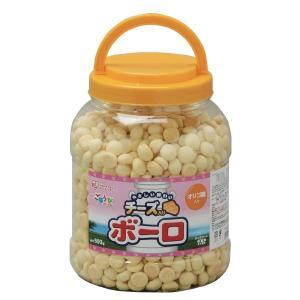 チーズ入りボーロ(ボトル入り) 500g BPC-500(おやつ 間食 ドッグフード/アイリスオーヤ...