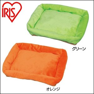選べる2色のペットベッド。 キャットランド装着用ベルトがついています。 ●商品サイズ(cm):幅約3...
