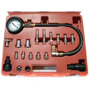 ディーゼルエンジン用 コンプレッションゲージ  エンジン 調子 プラグホール シリンダ 圧力 測定 アタッチメント|iristopmart123|02
