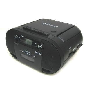 ラジカセ CDラジカセ Bluetooth USB MP3 対応 カセットデッキ CDプレーヤー FM AM ラジオ CD カセット カセットテープ チコニア TY-1709|iristopmart123|03