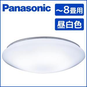 シーリングライト LED 8畳 調光 昼白色 LED照明 ライト 3800lm 天井照明 洋風 リモコン付き パナソニック LHR1881NH|iristopmart123