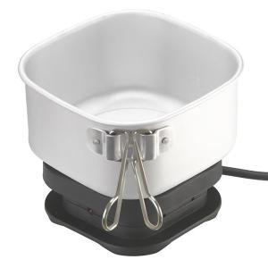 トラベルマルチクッカー 海外対応 100V 240V 電気調理器 鍋 コンパクト 炊飯器 炊飯鍋 ヤザワ TVR21BK iristopmart123