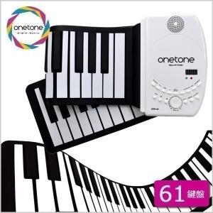 キーボード ピアノ おもちゃ ロールピアノ 61鍵盤 タッチ式 軽量 小型 電子キーボード 電子ピアノ 初心者 練習用 OTR-61|iristopmart123