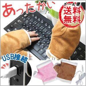 USB ハンドウォーマー WG-GL01 ウォーマー 手袋 ヒーター あったか 指先 PC オフィス エコ 寒さ対策 暖房器具 TMY メール便送料無料 iristopmart123