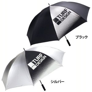 日傘 大きい スポーツ観戦 雨 傘 おしゃれ レディース メンズ TURF DESIGN パラソル 晴雨兼用傘 TDPS-1970|irisvga-y