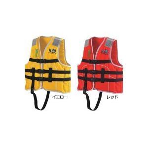 国土交通省型式承認ライフジャケット 小型船舶小児...の商品画像