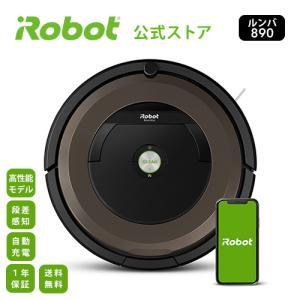 新発売 ロボット掃除機 ルンバ890【送料無料】【日本正規品...