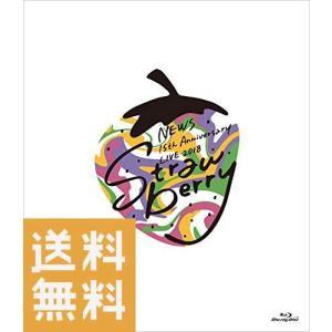"NEWS 15th Anniversary LIVE 2018 ""Strawberry"" (通常盤)..."